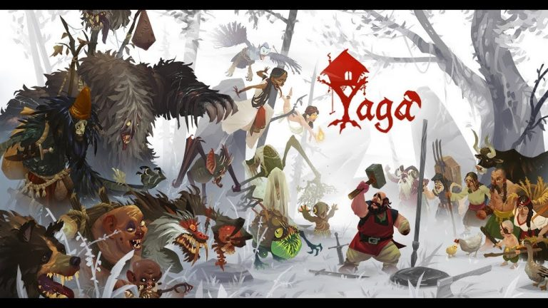 Yaga Review [Switch]