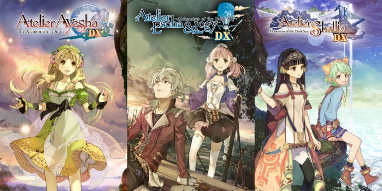 Atelier Dusk Trilogy Deluxe Review [Switch]