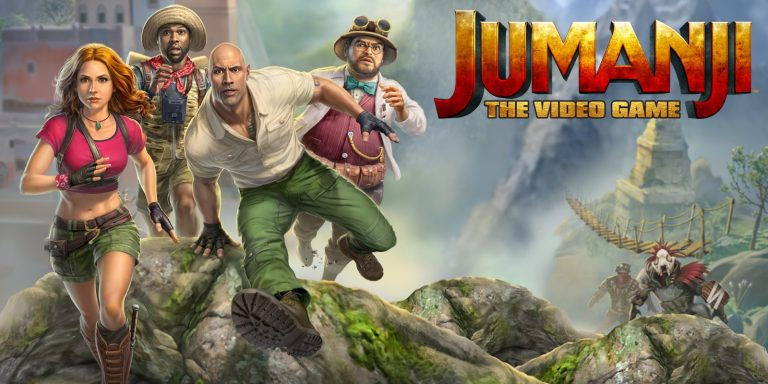 Jumanji The Video Game Review [PS4]