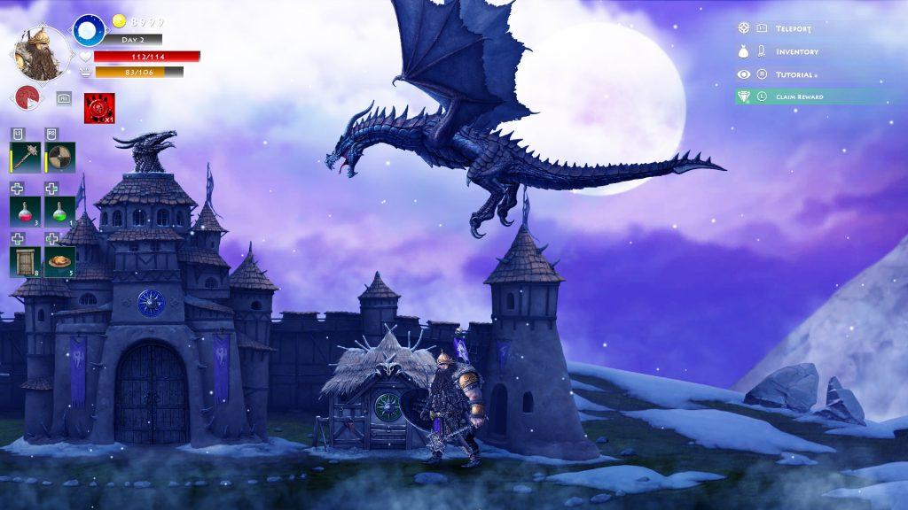 Niffelheim dragon