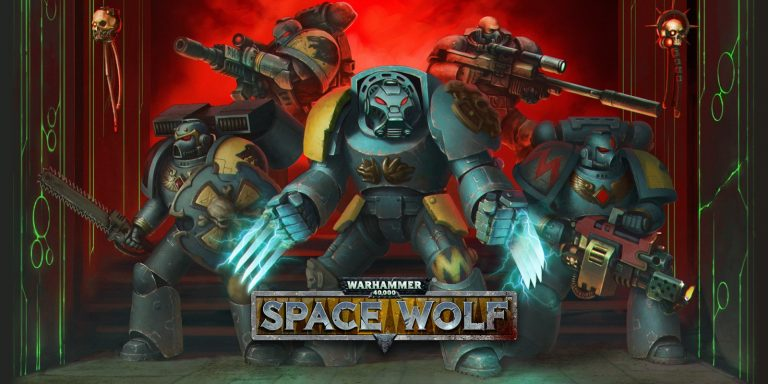 Warhammer 40K Space Wolf Review [Switch]