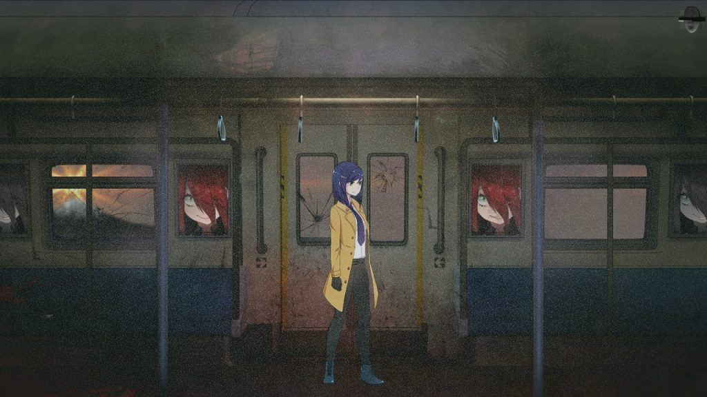Tokyo Dark Remembrance grainy