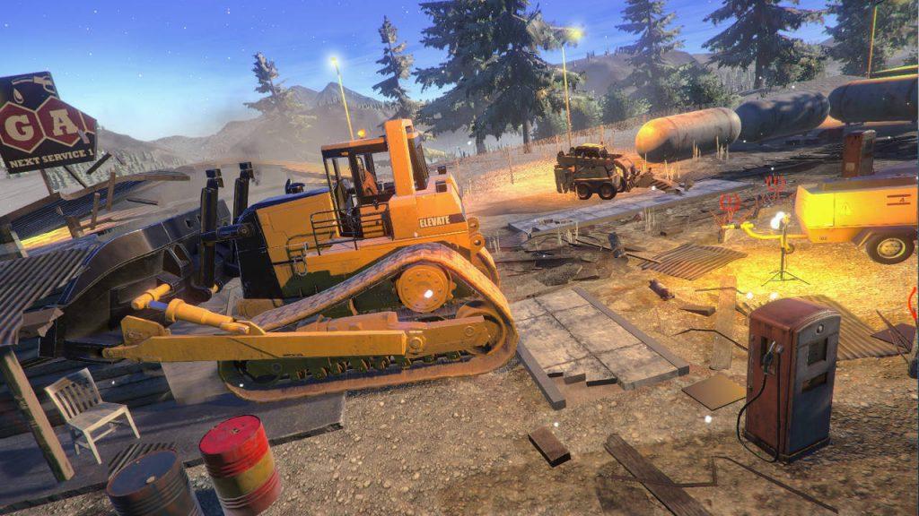Demolish Build 2018 clean up