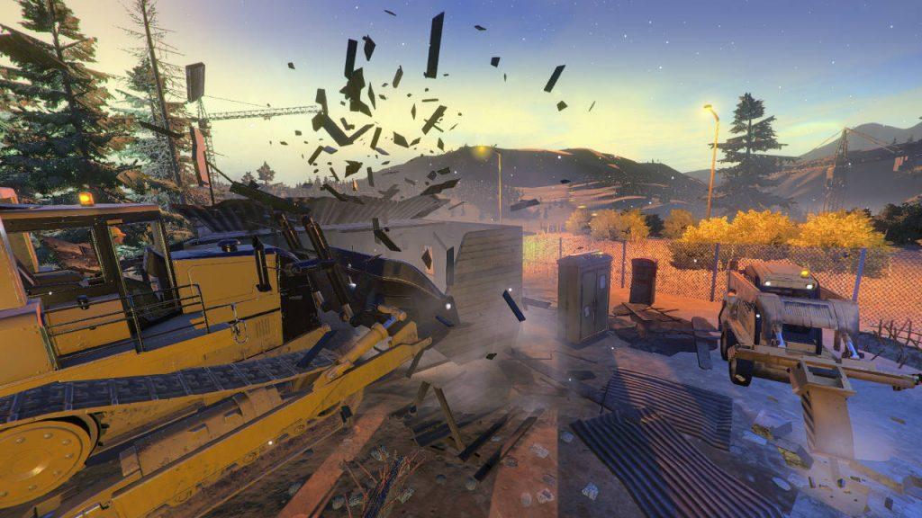 Demolish Build 2018 destroy