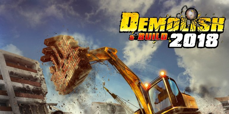 Demolish and Build 2018 Review [Switch]