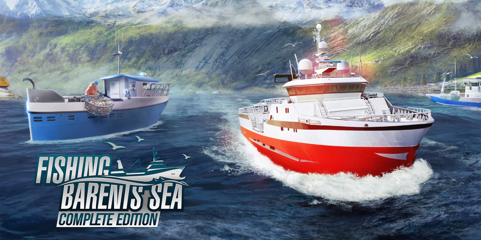 Read more about the article Fishing: Barents Sea – Complete Edition Review [Switch]