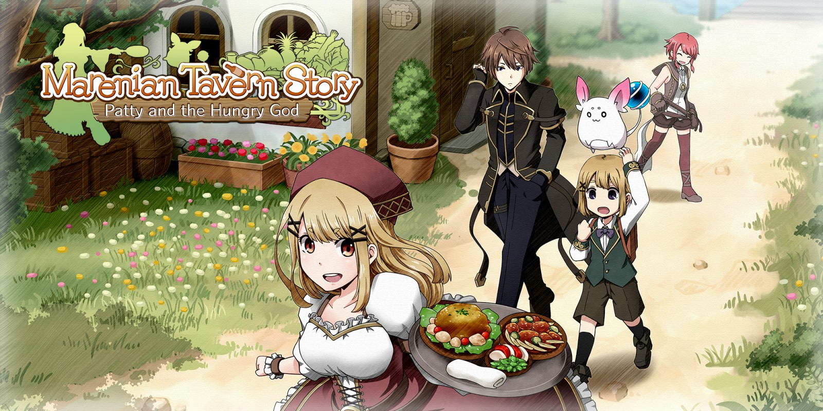 Read more about the article Marenian Tavern Story: Patty and the Hungry God Review [Switch]