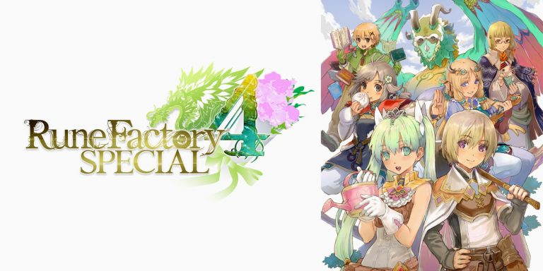 Rune Factory 4 Special Review [Switch]