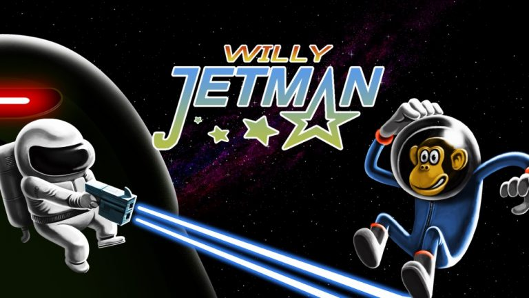 Willy Jetman: Astromonkey's Revenge Review [Switch]
