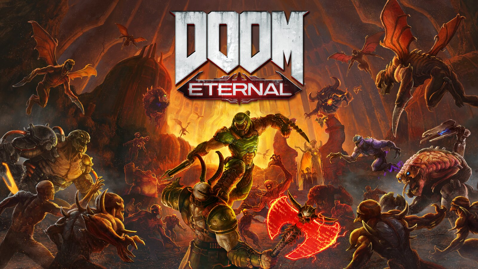 Read more about the article DOOM ETERNAL Review [PS4]