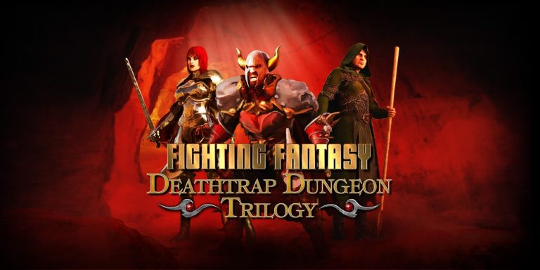 Deathtrap Dungeon Trilogy Review [Switch]