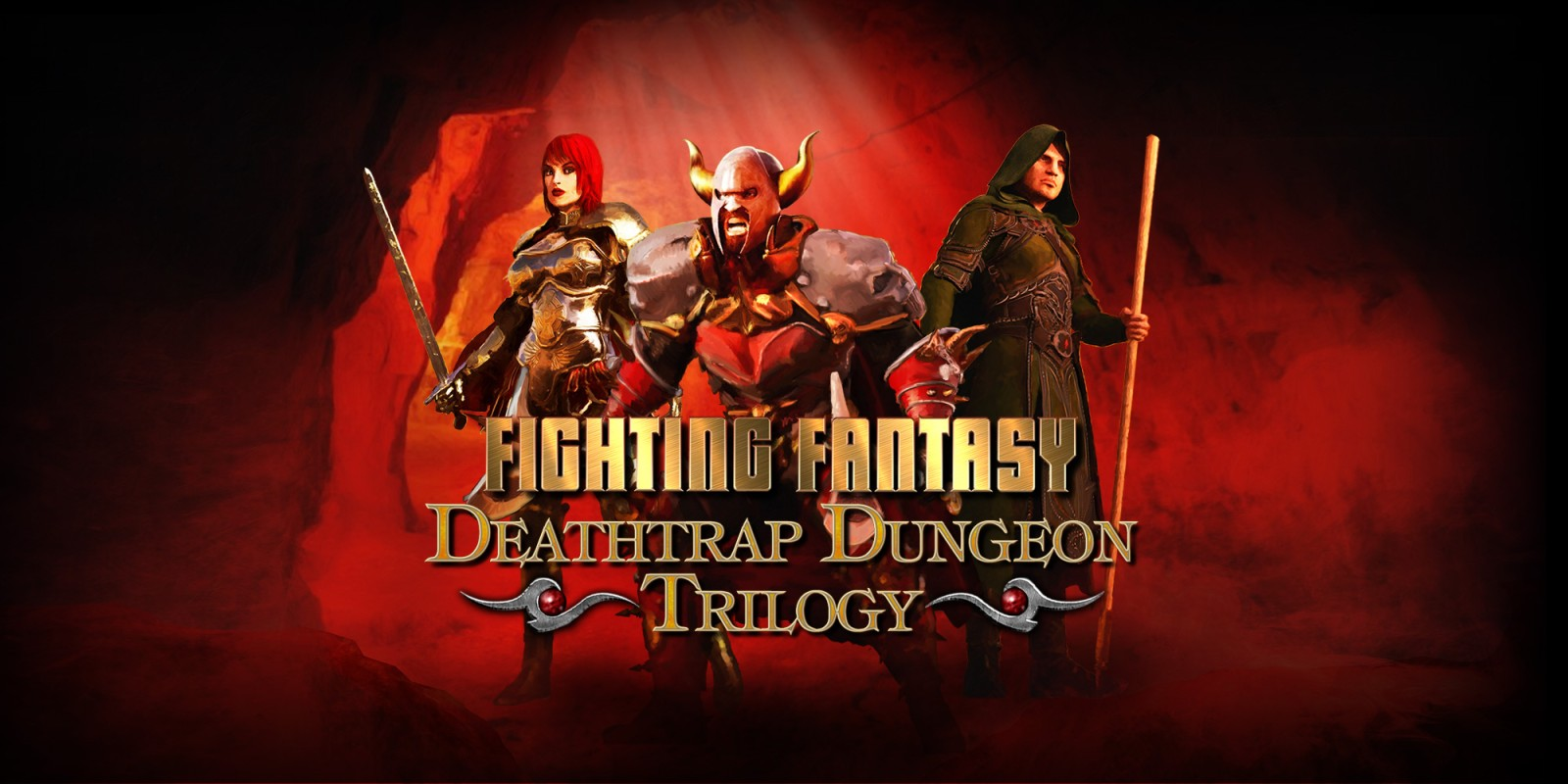 Read more about the article Deathtrap Dungeon Trilogy Review [Switch]