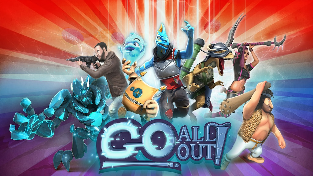 Read more about the article Go All Out Review [Switch]