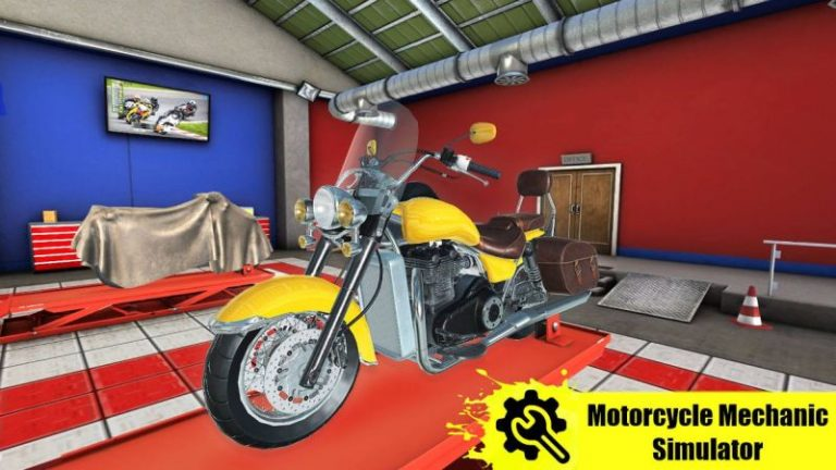 Motorcycle Mechanic Simulator Review [Switch]