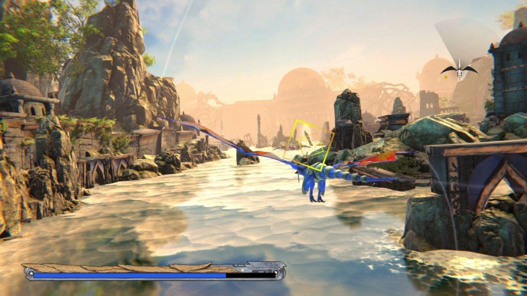 Panza Dragoon Dragon