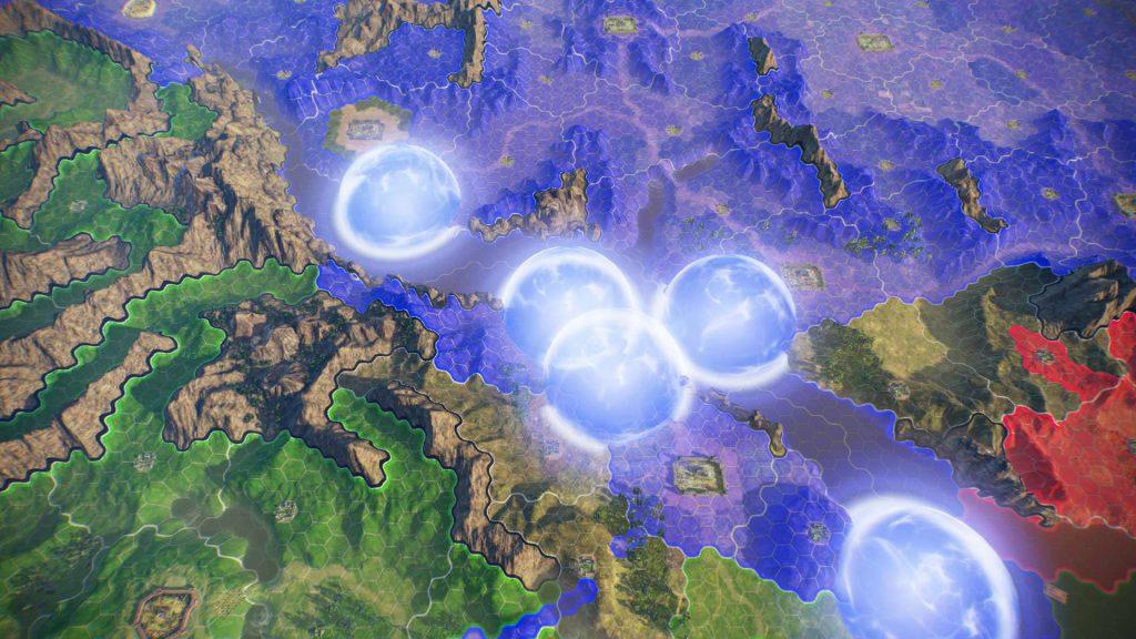 Romance of the Three Kingdoms XIV map