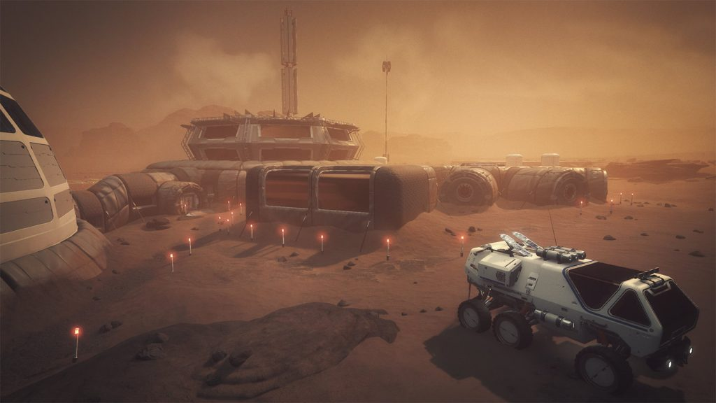 moons of madness mars base