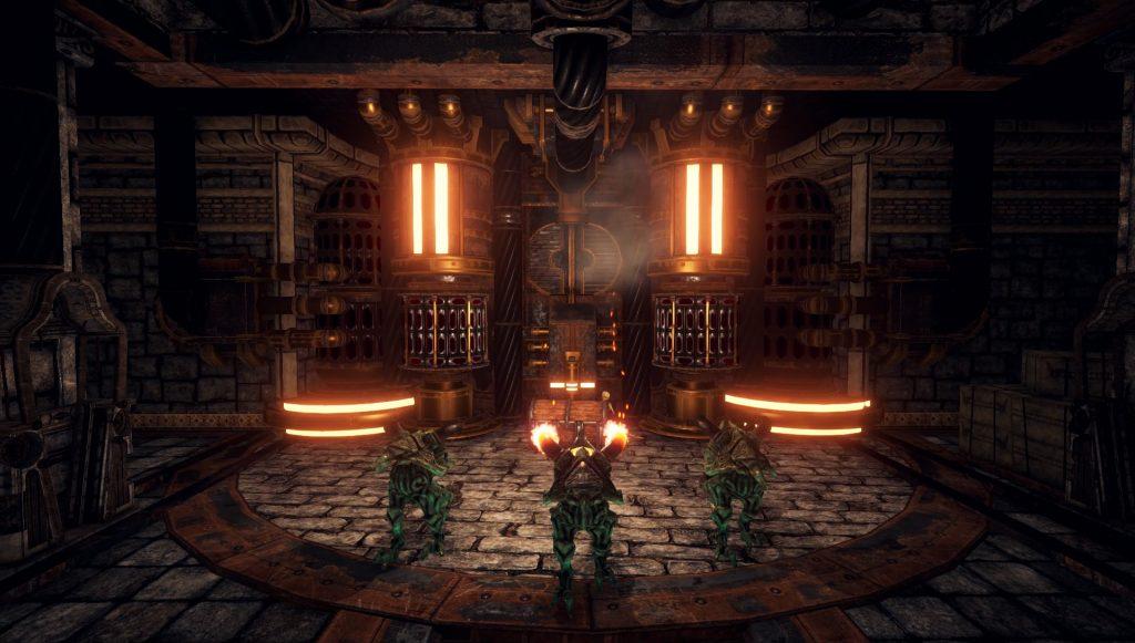 outward dungeon
