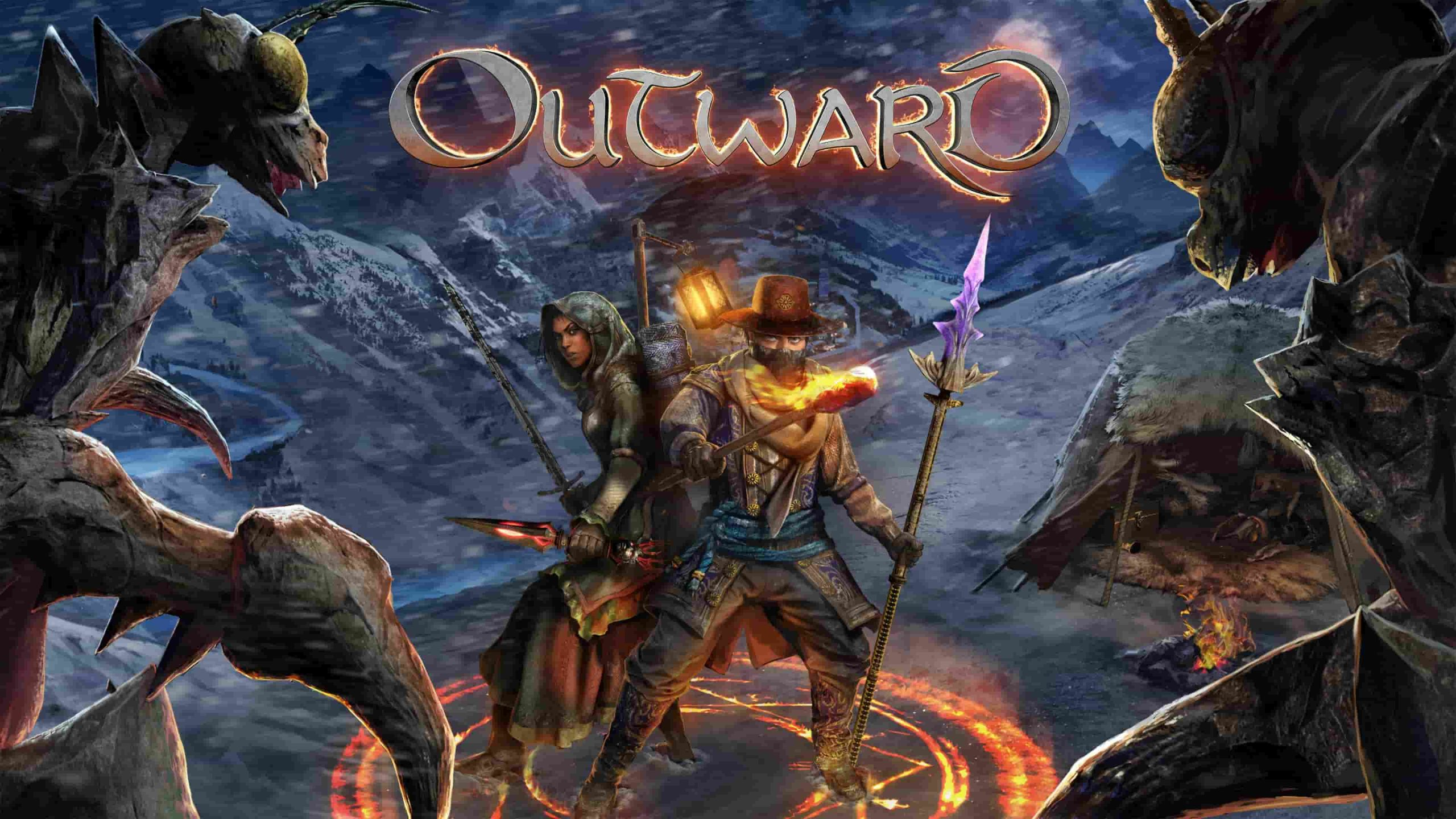 Read more about the article Outward Review [PS4]