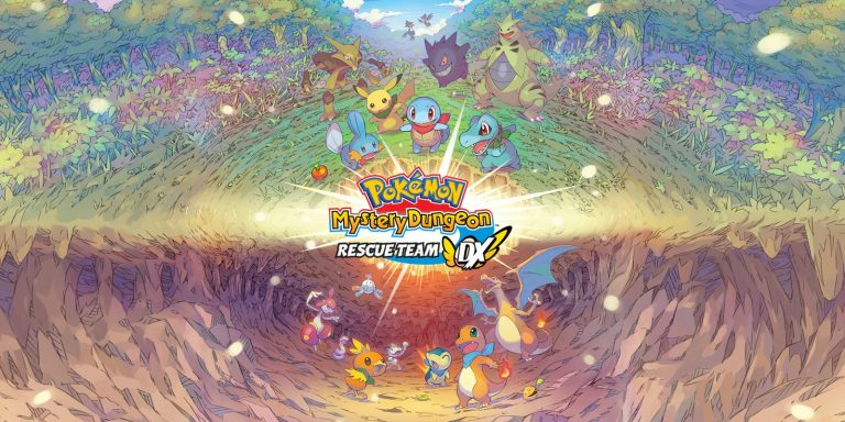 Pokemon Mystery Dungeon Rescue Team DX Review [Switch]