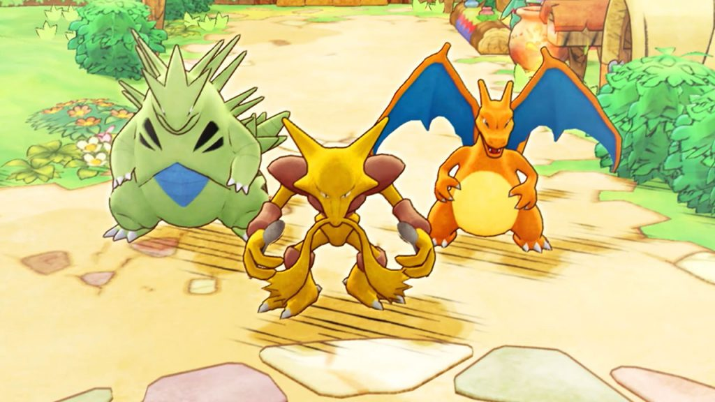 pokemon mystery dungeon abra