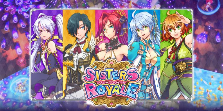 Sister Royale Five Sisters Under Fire Review [Switch]