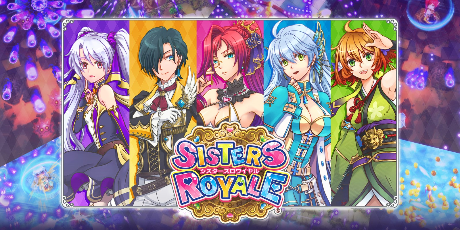 Read more about the article Sister Royale Five Sisters Under Fire Review [Switch]