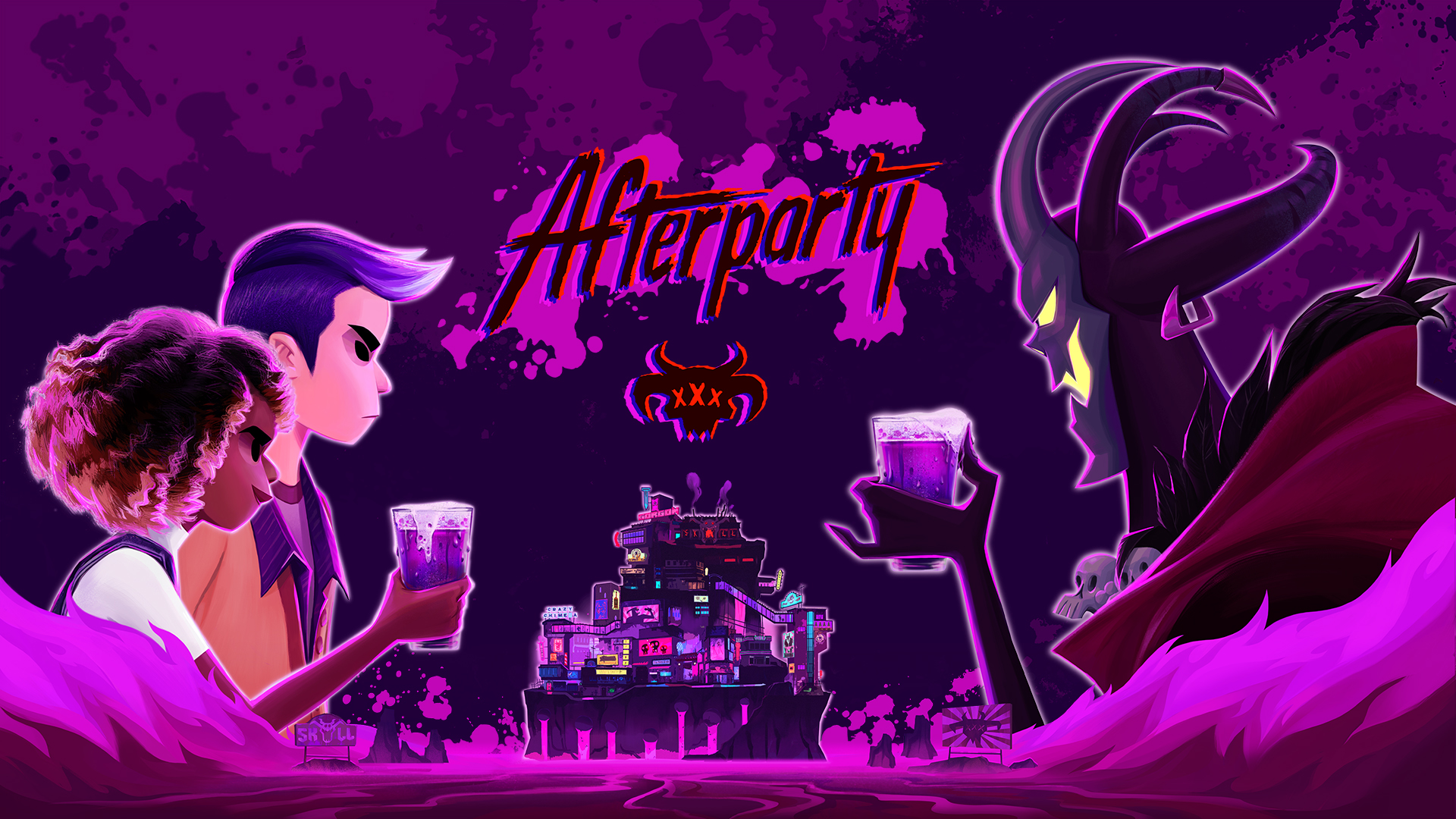 Read more about the article Afterparty Review [Switch]