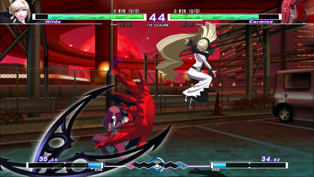 Under Night In-Birth block