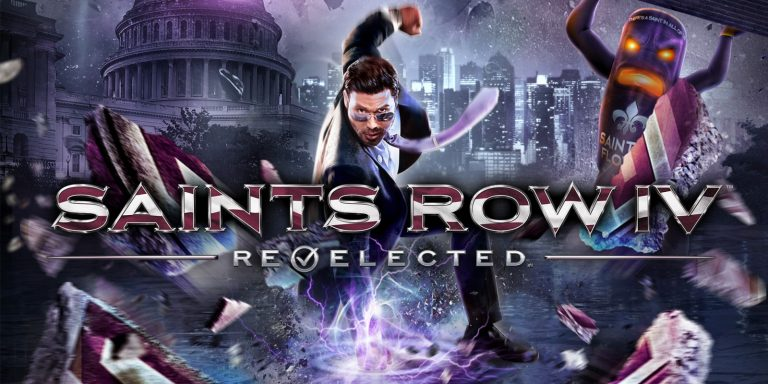 Saints Row IV Re-Elected Review [Switch]