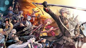 The Legend Of Heros: Trails of Cold Steel IV Standard Ed