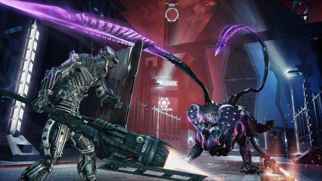 Hellpoint monster