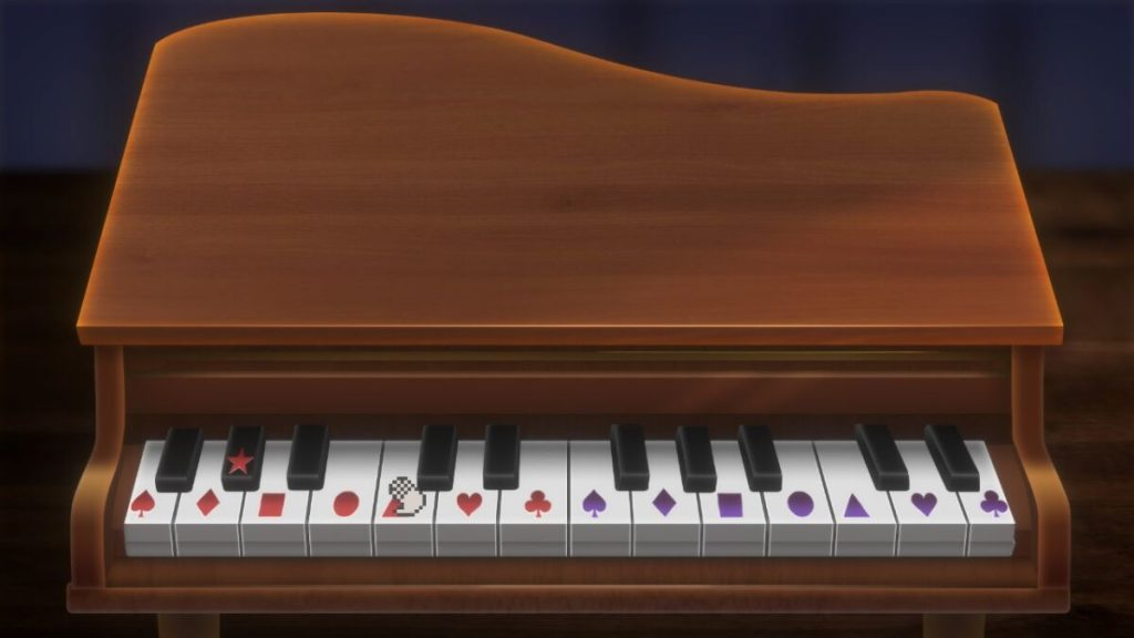 ReTurn One Way trip piano puzzle
