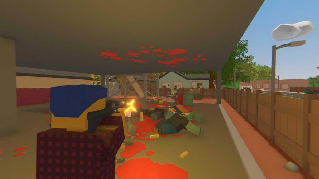 UNTURNED Killing
