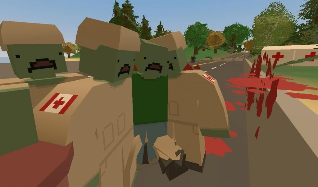 UNTURNED Zombies
