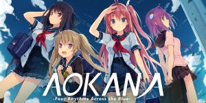 Aokana – Four Rhythms Across The Blue