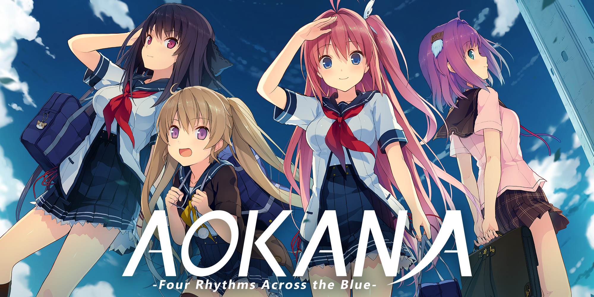 Read more about the article Aokana – Four Rhythms Across The Blue