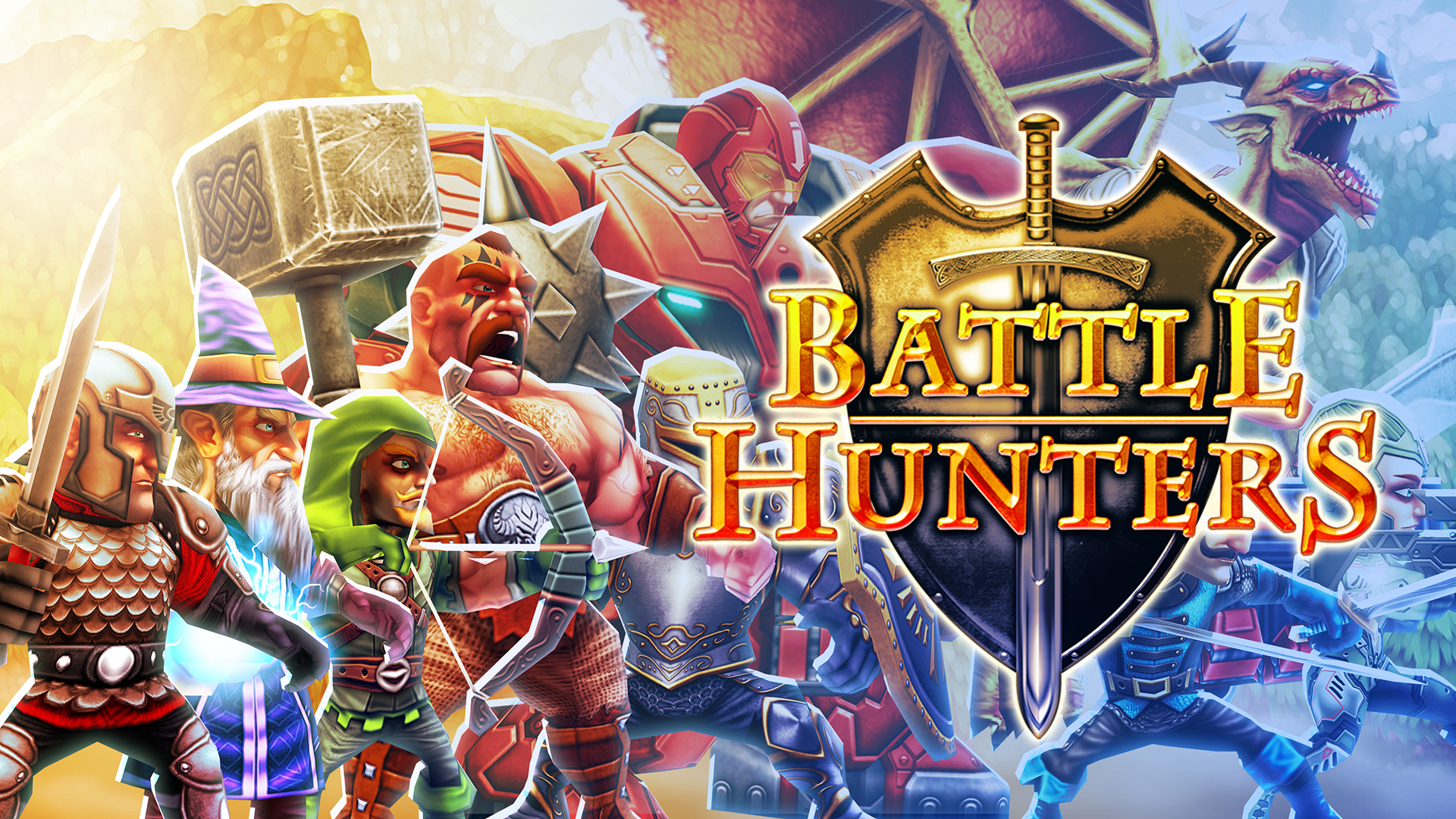 Read more about the article Battle Hunters