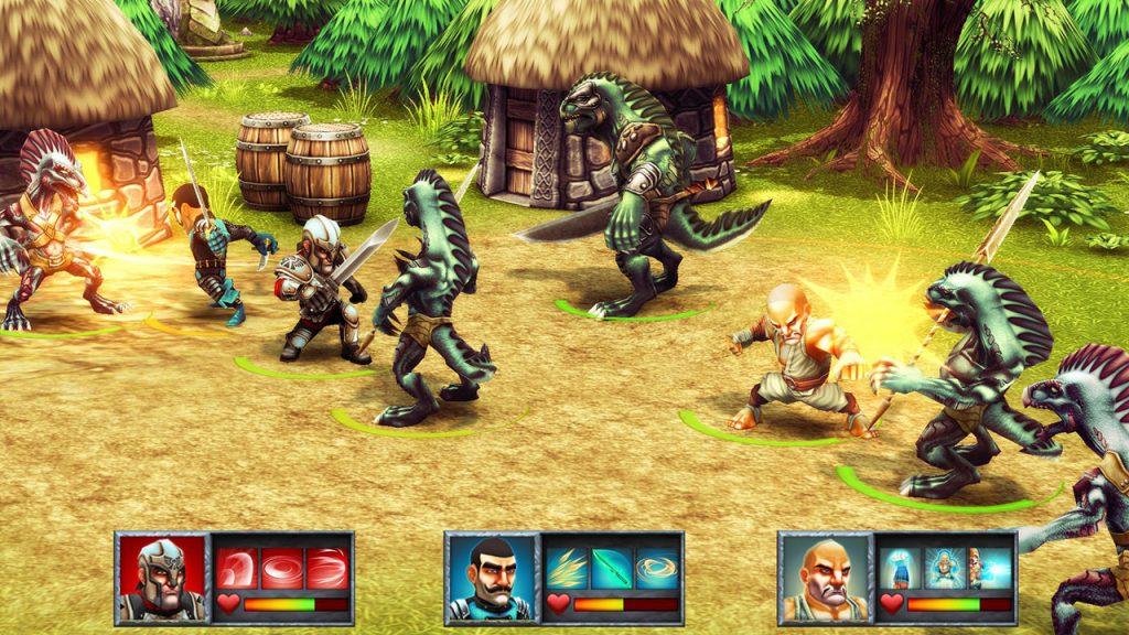 battle-hunters-fight