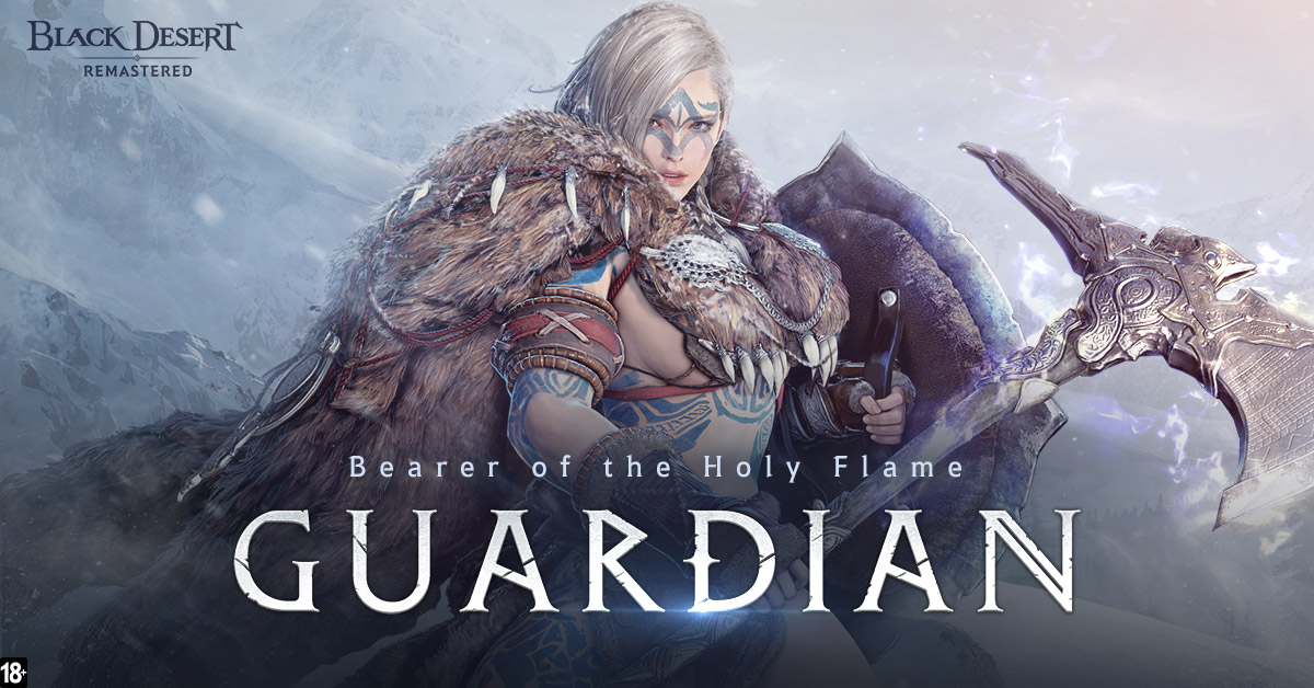 Read more about the article Black Desert Online (NEW CLASS UPDATE!!)