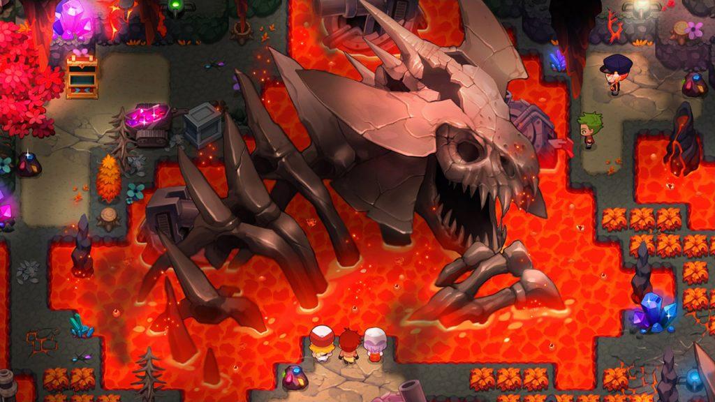 nexomon-extinction-world
