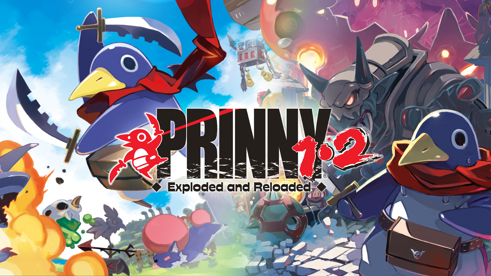 Read more about the article Prinny 1 & 2