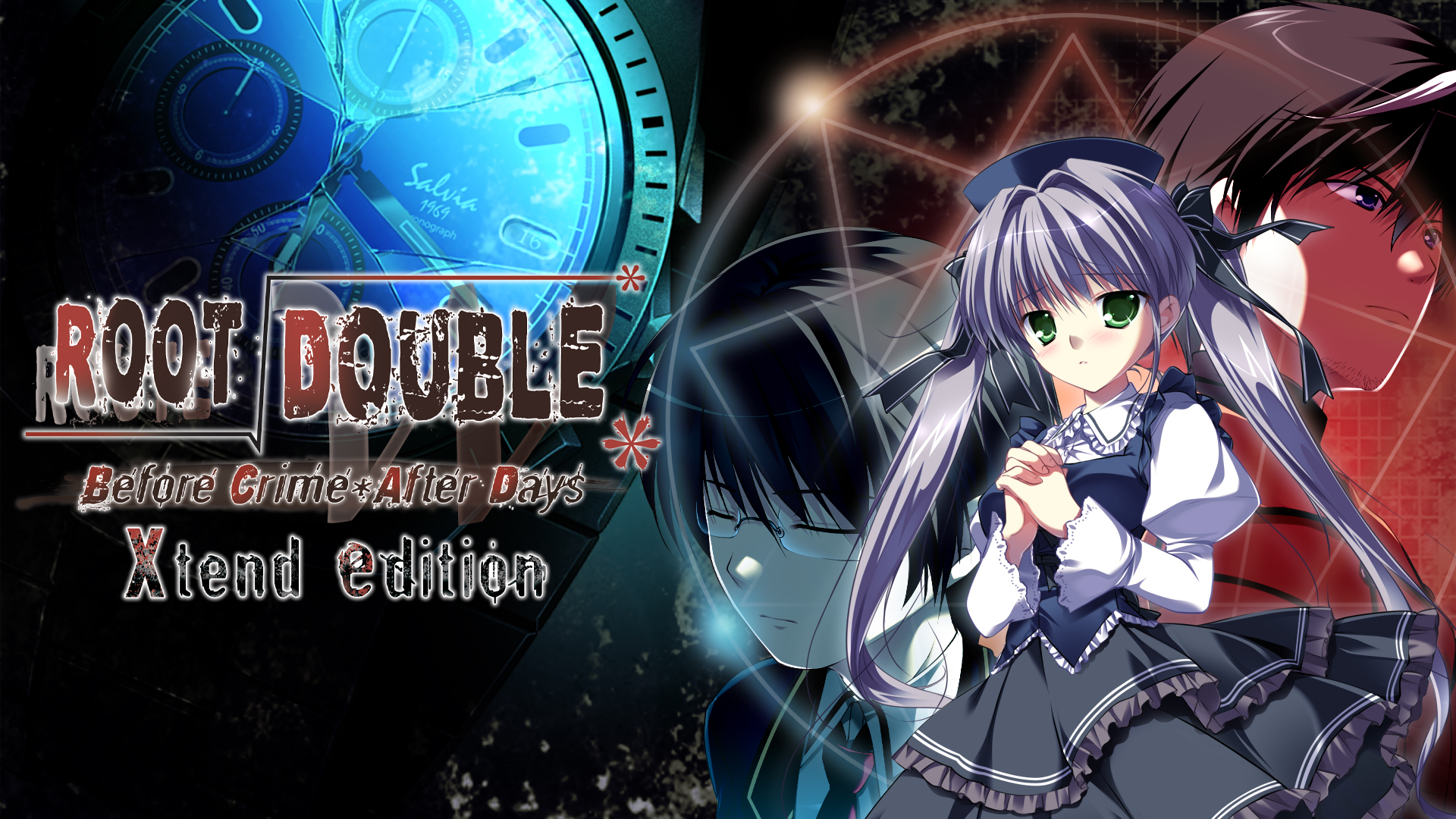 Read more about the article Root Double: -Before Crime * After Days- Xtend Edition