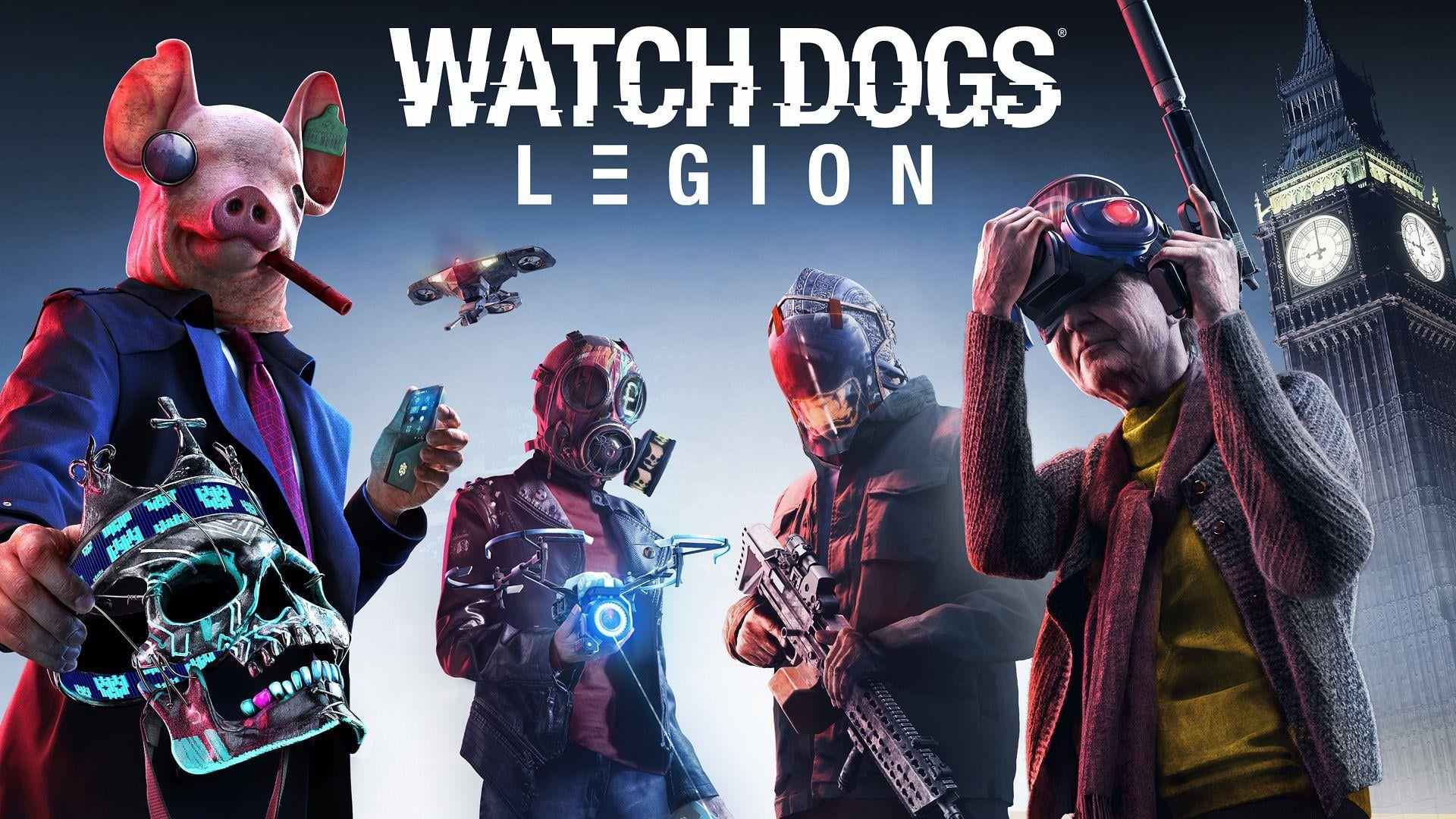 Read more about the article Watch Dogs: Legion