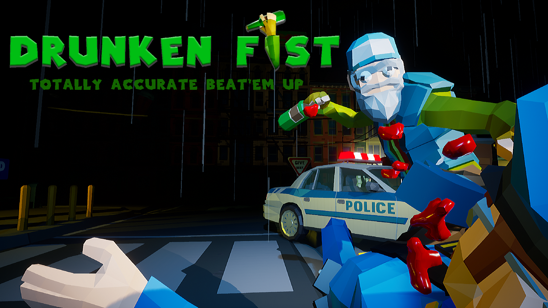 Read more about the article Drunken Fist