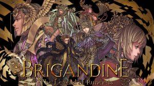 Brigandine the Legend of Runersia