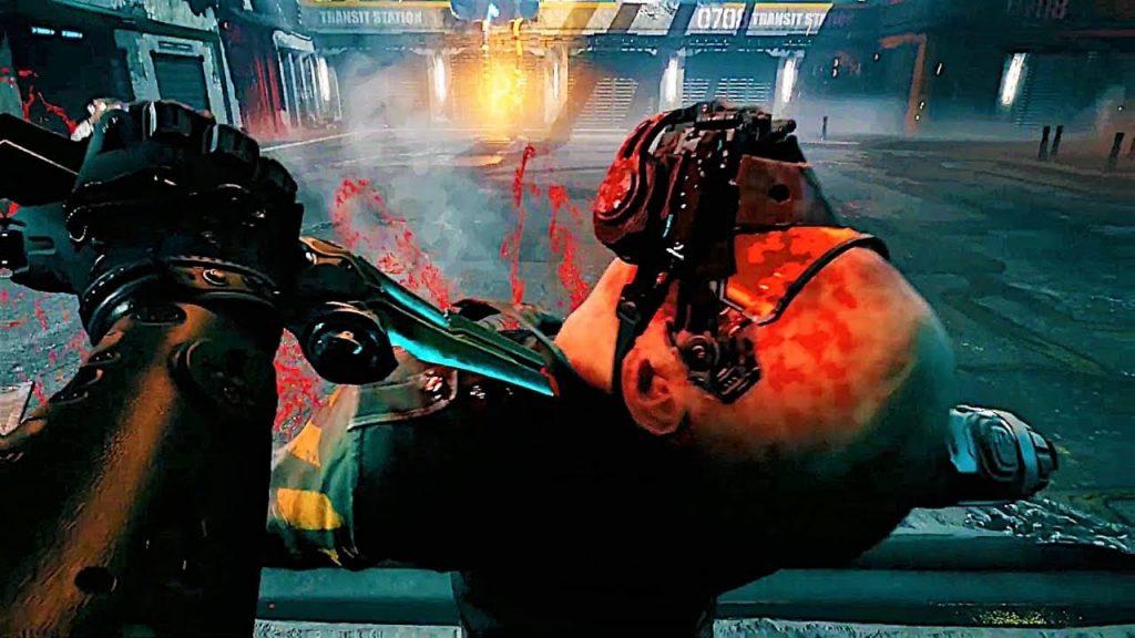 Ghostrunner-kill