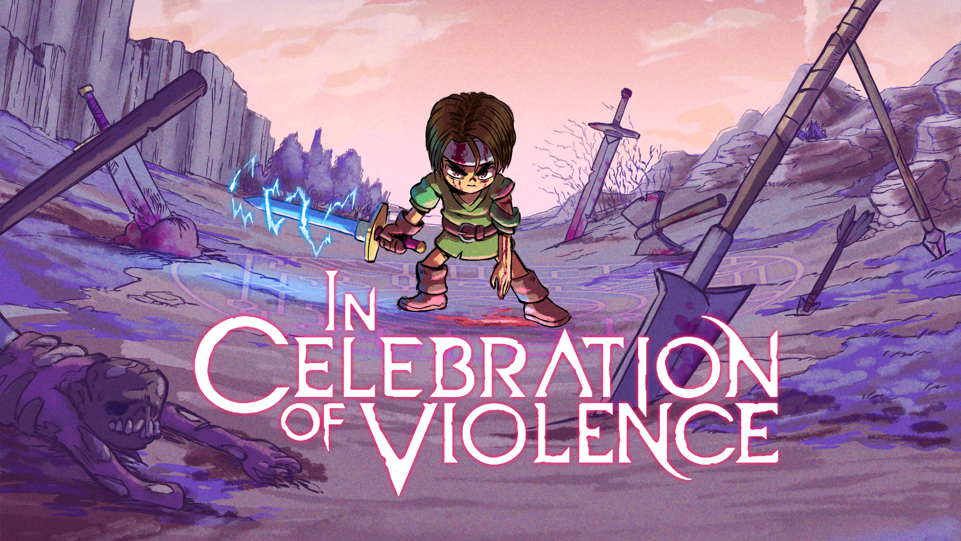 Read more about the article In Celebration Of Violence