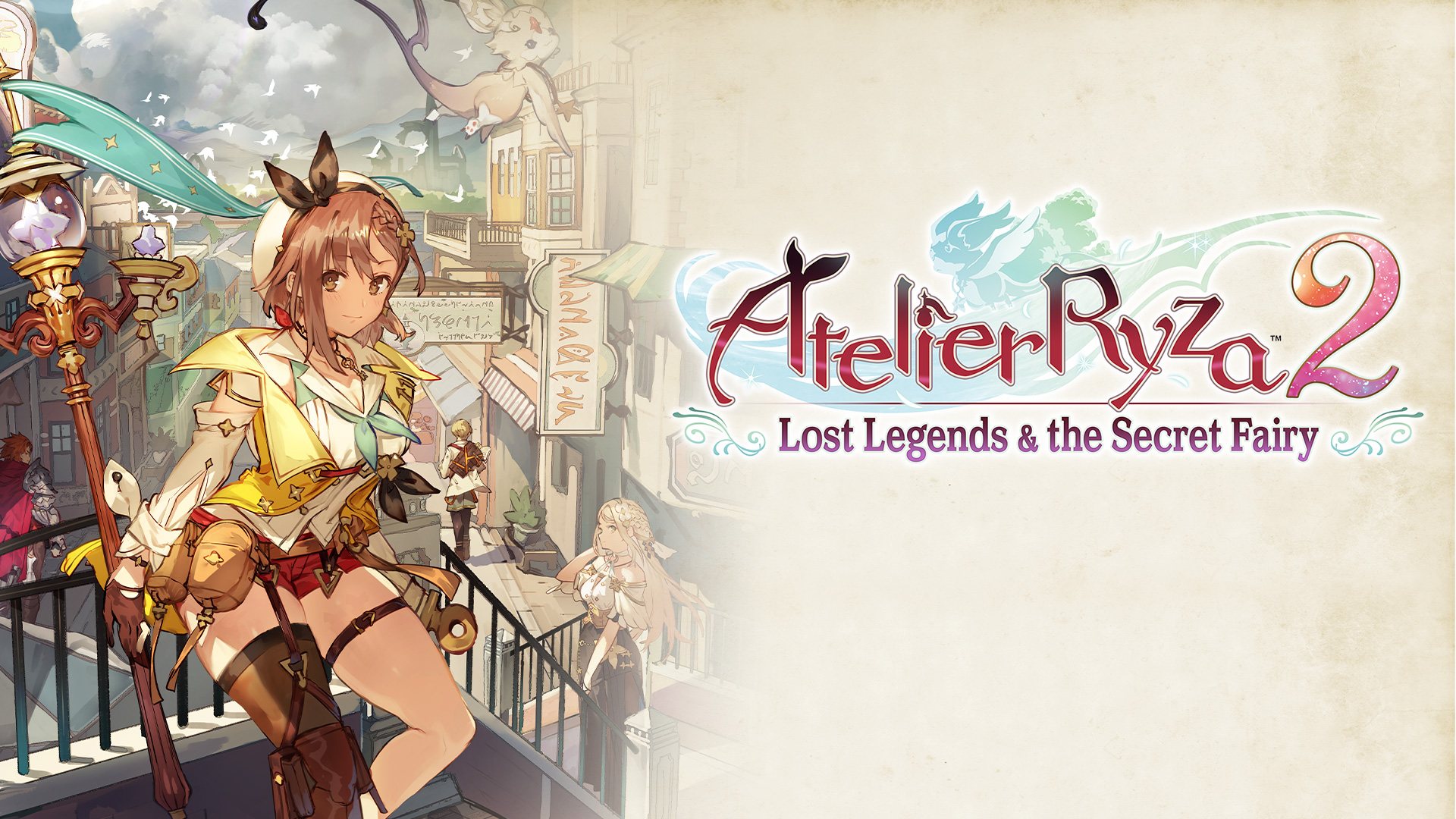 Read more about the article Atelier Ryza 2: Lost Legends & the Secret Fairy