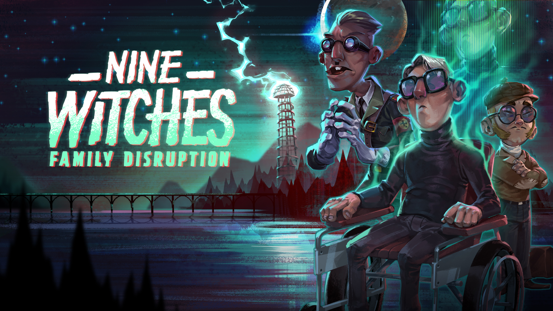 Read more about the article Nine Witches: Family Disruption